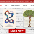 Introducing: The Ketubah Shop! A New eCommerce Website by Surf Your Name