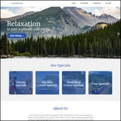 Tour Operator Website Development