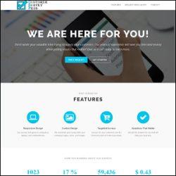 Customer Survey Pros Website Design & Development