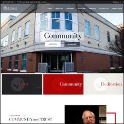 HWMG Website Design
