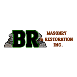 BR Masonry Logo Design