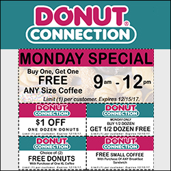 Donut Connection Ad