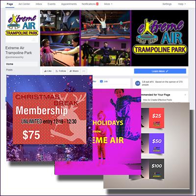 Facebook Marketing - Social Media Management Company - Social Media Marketing