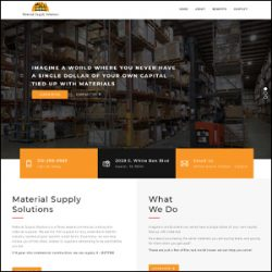 Material Supply Solutions