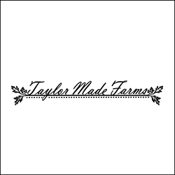 Taylor Made Farms Logo Design