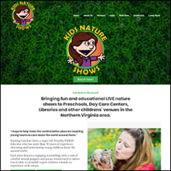 SYN Examples Page - Kids Nature Shows