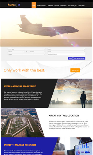 SYN Examples Page Long - Miami Jet