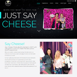 SYN Examples Page - Say Cheese