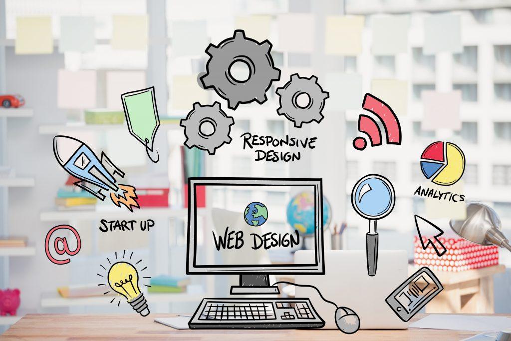 Web Design - Surf Your Name - Norfolk Web Design - Norfolk Email Marketing