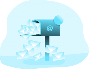 Full Inbox - Email Marketing Tips - Norfolk Digital Marketing - Best Email Marketing Firm