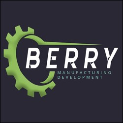 Berry Manufacturing - Norfolk Graphic Design - Web Development