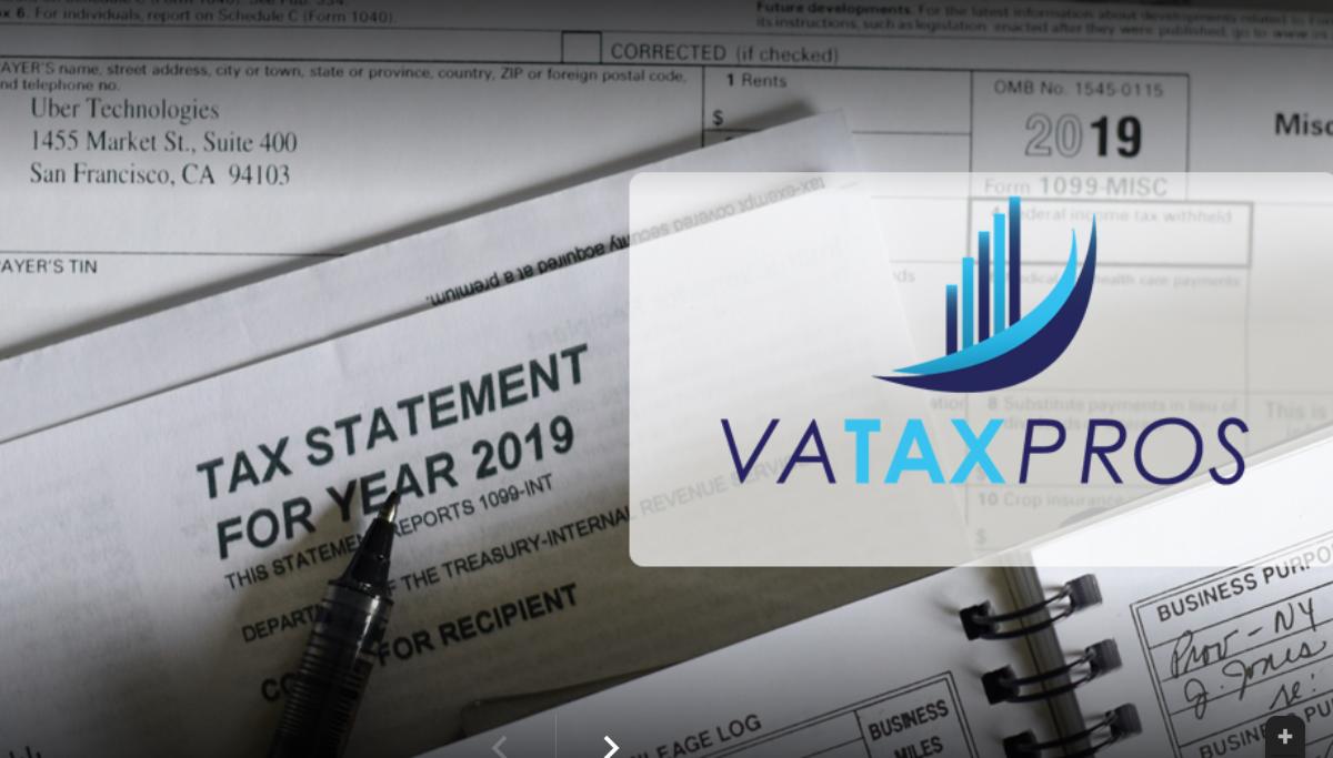 VA Tax Pros - Google Business Pages - Virginia Digital Marketing - Norfolk Internet Marketing