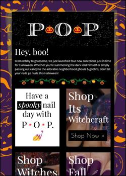 pop - halloween